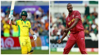 AUS vs WI, ICC Cricket World Cup 2019: वेस्टइंडीज के कप्तान जेसन होल्डर ने जीता टॉस, लिया पहले गेंदबाजी करने का फैसला