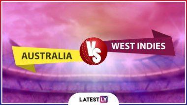 Australia vs West Indies, ICC Cricket World Cup 2019 Weather and Pitch Report: देखें आज नाटिंघम के ट्रेंट ब्रिज मैदान में कैसा रहेगा मौसम और पिच का मिजाज