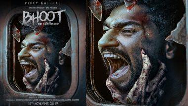 करण जौहर की पहली हॉरर फिल्म 'भूत : द हॉन्टेड शिप' में नजर आएंगे विक्की कौशल, सोशल मीडिया पर शेयर किया पोस्ट