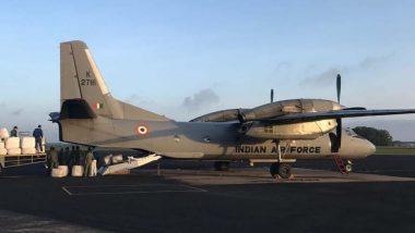 AN-32 विमान दुर्घटना में कोई जीवित नहीं, मृतकों के शव जोरहाट ले जाए जाएंगे : वायुसेना