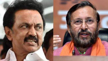 तमिलनाडु में गहराया भाषा विवाद, एमके स्टालिन ने कहा- तमिलों के खून में हिंदी के लिए कोई जगह नहीं, सरकार ने दिया जवाब- थोपने का इरादा नहीं