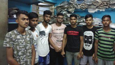 कोलकाता : एक्ट्रेस उशोशी सेनगुप्ता के साथ 7 लोगों ने किया छेड़छाड़, सभी आरोपी गिरफ्तार