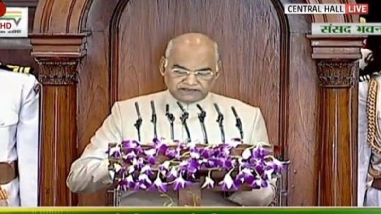 भारत को निकट भविष्य में मिलेंगे राफेल विमान और अपाचे हेलीकॉप्टर : राष्ट्रपति रामनाथ कोविंद