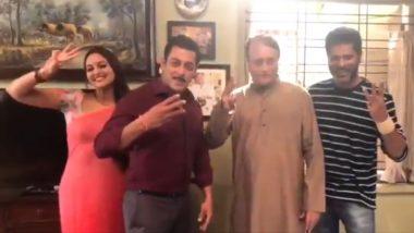 Dabangg 3: सलमान खान के पिता का किरदार निभाएंगे विनोद खन्ना के भाई प्रमोद खन्ना, भाईजान ने इस तरह कराया इंट्रोड्यूस, देखें वीडियो