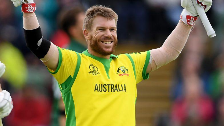 AUS vs BAN, CWC 2019: डेविड वार्नर ने लगाया शतक, ऑस्ट्रेलिया ने बांग्लादेश के सामने रखा 382 रनों का लक्ष्य