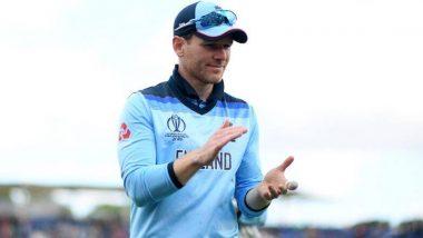इंग्लैंड के कप्तान इयोन मोर्गन ने माना, इस प्रकार से विश्व कप जीतना उचित नहीं था