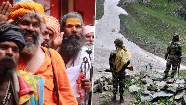 अमरनाथ यात्रा बीच में ही रोकी गई, एडवाइजरी जारी- कश्मीर घाटी से जल्द लौटें पर्यटक और तीर्थयात्री