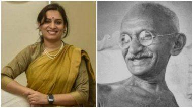 महात्मा गांधी पर विवादित ट्वीट करने वाली IAS का महाराष्ट्र सरकार ने किया ट्रांसफर, मांगा स्पष्टीकरण