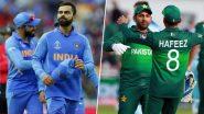 ICC T20 World Cup 2021: T20 वर्ल्ड कप में 24 अक्टूबर को आमने सामने होगी भारत और पाकिस्तान की टीम