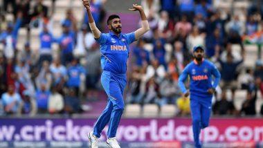 IND vs SL, CWC 2019: जसप्रीत बुमराह ने पूरा किया अपने विकेटों का शतक