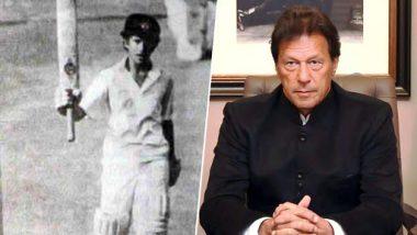 पाकिस्तानी पीएम के सहयोगी नईम-उल-हक ने सचिन तेंदुलकर की फोटो को बताया इमरान खान की तस्वीर, उड़ा मजाक