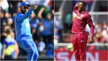 Live Cricket Streaming and Score India vs West Indies 2nd ODI: भारत बनाम वेस्टइंडीज 2019 के दुसरे वनडे मैच को आप Sony Liv और DD Sports पर देख सकते हैं लाइव