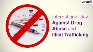 International Day Against Drug Abuse and Illicit Trafficking 2019: ड्रग्स के सेवन और अवैध तस्करी के खिलाफ अंतर्राष्ट्रीय दिवस, जानें क्या है इसका उद्देश्य