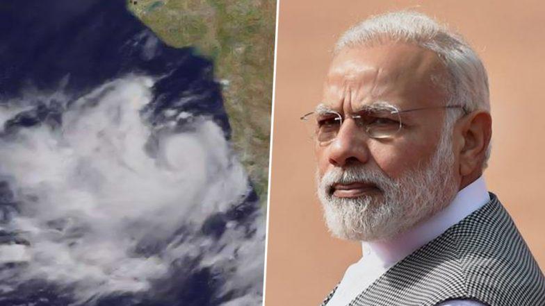 Cyclone Vayu: तूफान 'वायु' को लेकर पीएम मोदी ने जनता से की ये खास अपील, प्रशासन निपटने के लिए तैयार
