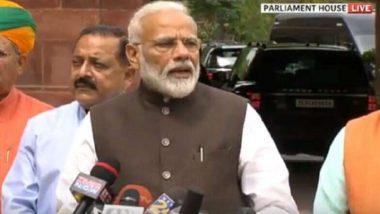 प्रधानमंत्री नरेंद्र मोदी ने जताया विश्वास, सामाजिक जीवन के अनुभव के कारण सुगमता से लोकसभा का संचालन करेंगे ओम बिरला