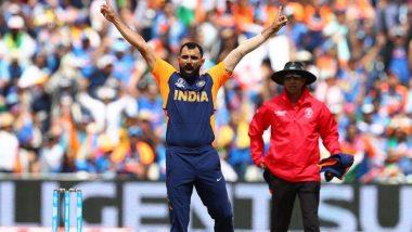 IND vs ENG, ICC CWC 2019: आज के मैच में मोहम्मद शमी ने हासिल किया ये बड़ा कीर्तिमान