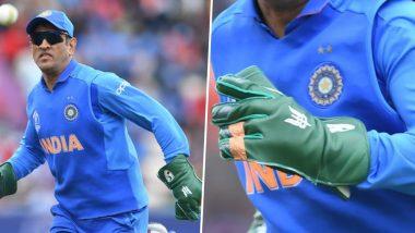 धोनी ग्लव्स विवाद: ICC ने BCCI की मांग को नकारा, बलिदान बैज पहनकर धोनी नहीं खेल पाएंगे मैच