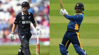 Live Cricket Streaming of New Zealand vs Sri Lanka ICC World Cup 2019: न्यूजीलैंड बनाम श्रीलंका के मैच को आप HOTSTAR और STAR SPORTS पर देख सकते हैं लाइव
