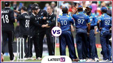 NZ vs SL, ICC Cricket World Cup 2019: न्यूजीलैंड और श्रीलंका के बीच आज होगा मुकाबला