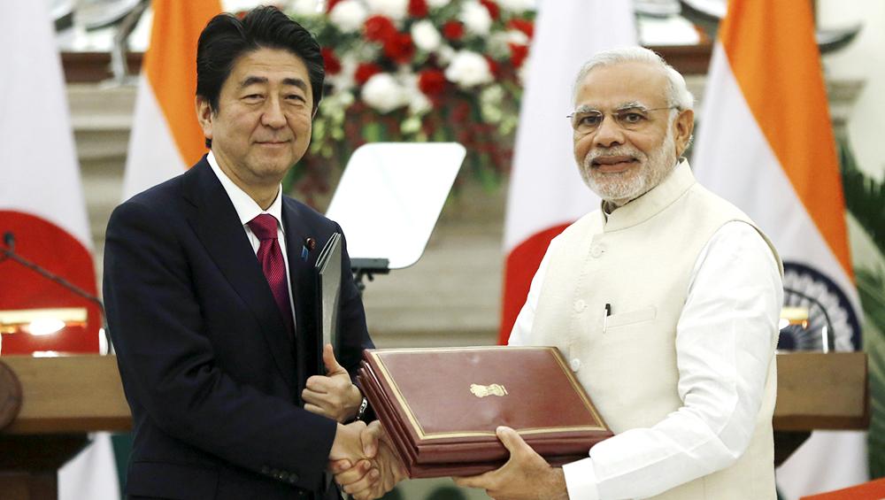 नॉर्थ ईस्ट के विकास में भारत के साथ खड़ा हुआ जापान, 13 हजार करोड़ रुपये का करेगा निवेश