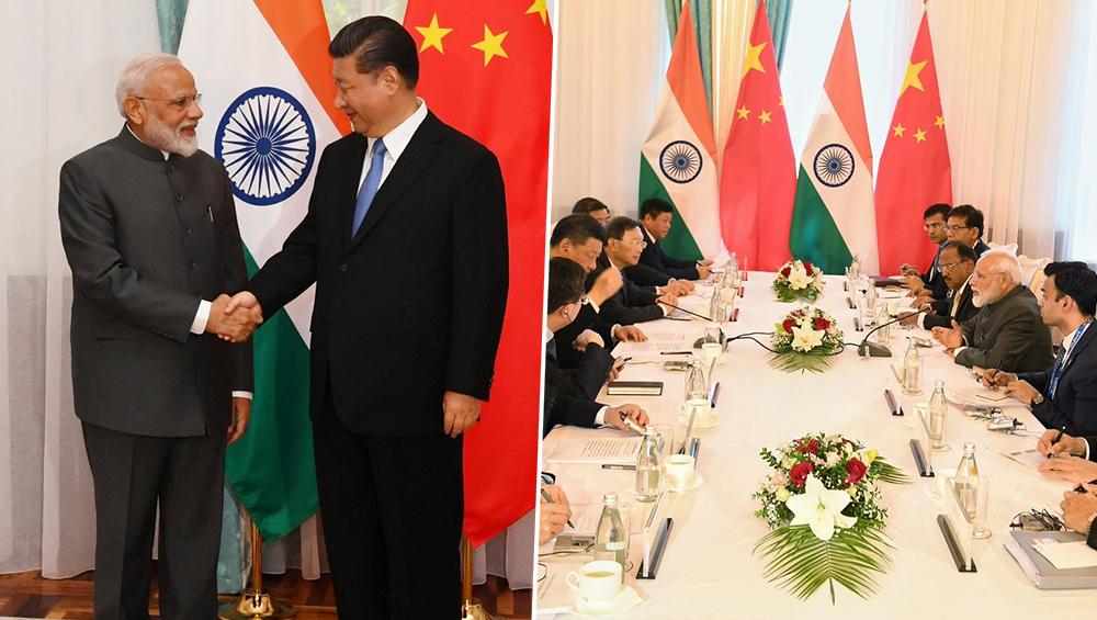 SCO Summit: शी जिनपिंग से बोले PM मोदी, कहा-बातचीत का माहौल नहीं बना पाया पाकिस्तान, आतंक पर ले तुरंत एक्शन