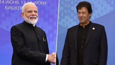 SCO समिट के दौरान पीएम मोदी और इमरान खान के बीच हुई थोड़ी बातचीत