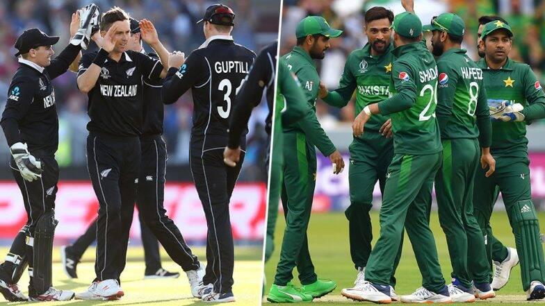 New Zealand vs Pakistan, ICC Cricket World Cup 2019 Birmingham Weather and Pitch Report: न्यूजीलैंड बनाम पाकिस्तान मैच के दौरान छाए रहेंगे संकट के बादल, पिच बल्लेबाजों के अनुकूल