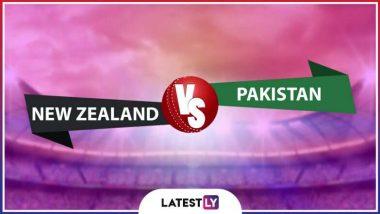 NZ vs PAK, CWC 2019: न्यूजीलैंड ने जीता टॉस, लिया पहले बल्लेबाजी करने का फैसला