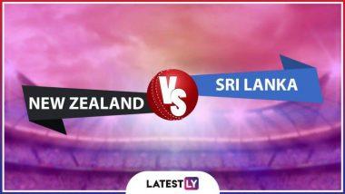 NZ vs SL, ICC Cricket World Cup 2019: न्यूजीलैंड के कप्तान केन विलियम्सन ने टॉस जीतकर लिया पहले गेंदबाजी करने का फैसला