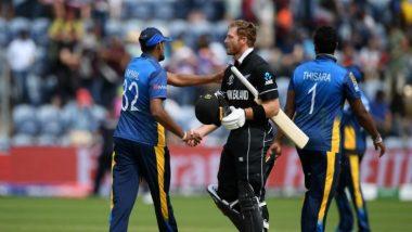 NZ vs SL, ICC Cricket World Cup 2019: न्यूजीलैंड बनाम श्रीलंका मैच के दौरान बनें ये प्रमुख रिकॉर्ड्स, डालिए एक नजर