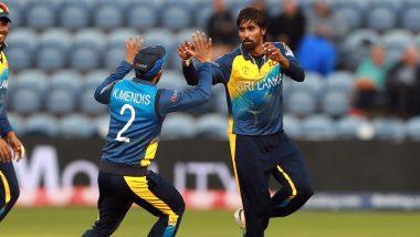 AFG vs SL, ICC Cricket World Cup 2019: अफगानिस्तान के खिलाफ शानदार गेंदबाजी के लिए नुवान प्रदीप को मिला 'मैन ऑफ द मैच' अवार्ड