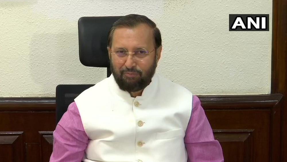 प्रकाश जावड़ेकर का कांग्रेस पर हमला, कहा- गरीब परिवार में जन्मे मोदी प्रधानमंत्री बने इसलिए वे नाराज
