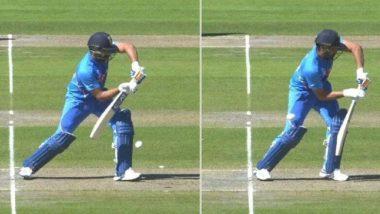 IND vs WI, ICC Cricket World Cup 2019: रोहित शर्मा के आउट होने पर भड़के सोशल मीडिया यूजर्स, थर्ड अंपायर को जमकर किया ट्रोल