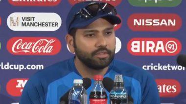 वेस्टइंडीज के खिलाफ कप्तानी कर सकते हैं रोहित शर्मा?