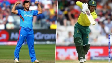 South Africa vs Afghanistan, ICC Cricket World Cup 2019 Weather and Pitch Report: दक्षिण अफ्रीका बनाम अफगानिस्तान मैच के पहले देखें कैसा रहेगा मौसम का मिजाज और पिच का हाल