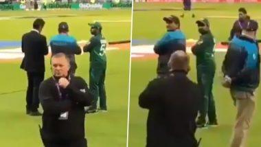 भारत से मिली करारी हार के बाद अपने ही कप्तान की बेइज्जती करने लगे पाकिस्तानी फैन, सरफराज को कह दिया मोटा (देखें वीडियो)