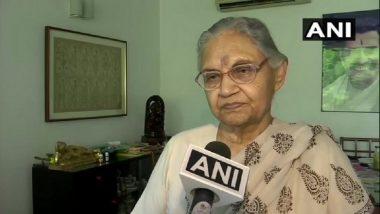 राहुल गांधी से मुलाकात के बाद शीला दीक्षित ने भंग की 280 ब्लॉक कांग्रेस समितियां
