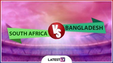 SA vs BAN, ICC Cricket World Cup 2019: बांग्लादेश ने किया उलटफेर तो ट्विटर पर जमकर हुई तारीफ