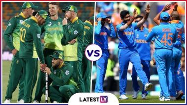 India vs South Africa T20 Series 2019: ये 2 खिलाड़ी टीम इंडिया पर पड़ सकते है भारी, विराट को बनानी होगी अलग रणनीति