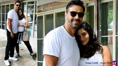प्रेग्नेंट गर्लफ्रेंड गैब्रिएला के साथडेट पर निकले अर्जुन रामपाल, देखें Viral फोटोज
