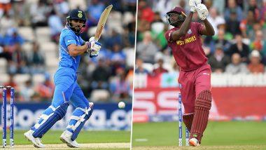 IND vs WI, CWC 2019: मैनचेस्टर में वेस्टइंडीज का सामना करेगी टीम इंडिया
