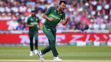 PAK vs ENG ICC Cricket World Cup 2019: वहाब रियाज ने 787 दिन बाद लिया पहला विकेट, फिर इस तरह मनाया जश्न, देखें तस्वीर