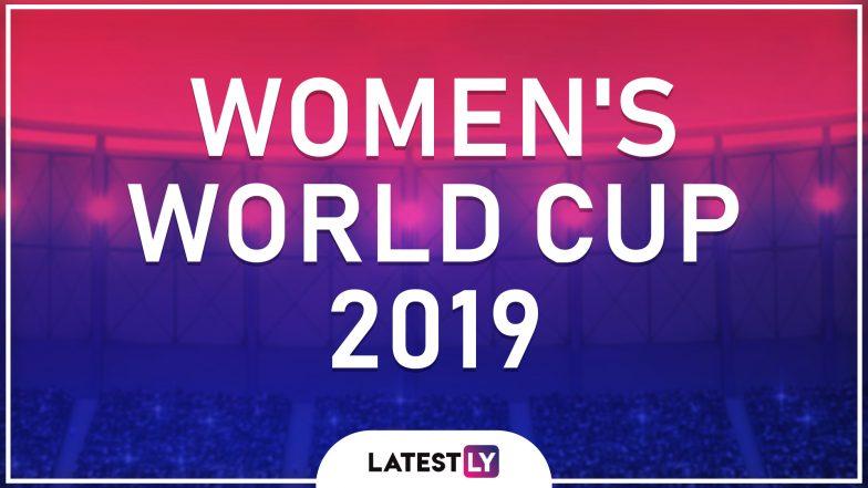 महिला विश्व कप 2019 पहला दिन: पेरिस में आज होगा FIFA Women's Football World Cup का शानदार आगाज, 24 टीमों के बीच होगी भिडंत
