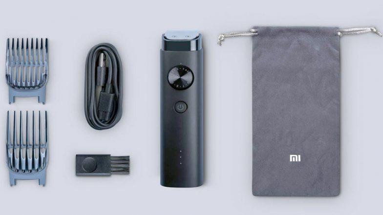 Xiaomi Mi Beard Trimmer भारत में 1,199 रुपये में लॉन्च, ट्रिम करने के लिए मिलेंगे 40 ऑप्शंस