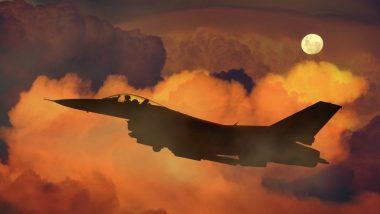 वाशिंगटन : ईरान से तनाव के बीच पेंटागन ने एफ-22 लड़ाकू विमान को कतर में किया तैनात