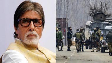 अमिताभ बच्चन ने किसानों के बाद पुलवामा में शहीद 40 जवानों के परिवारवालों को दिए 5-5 लाख रुपए