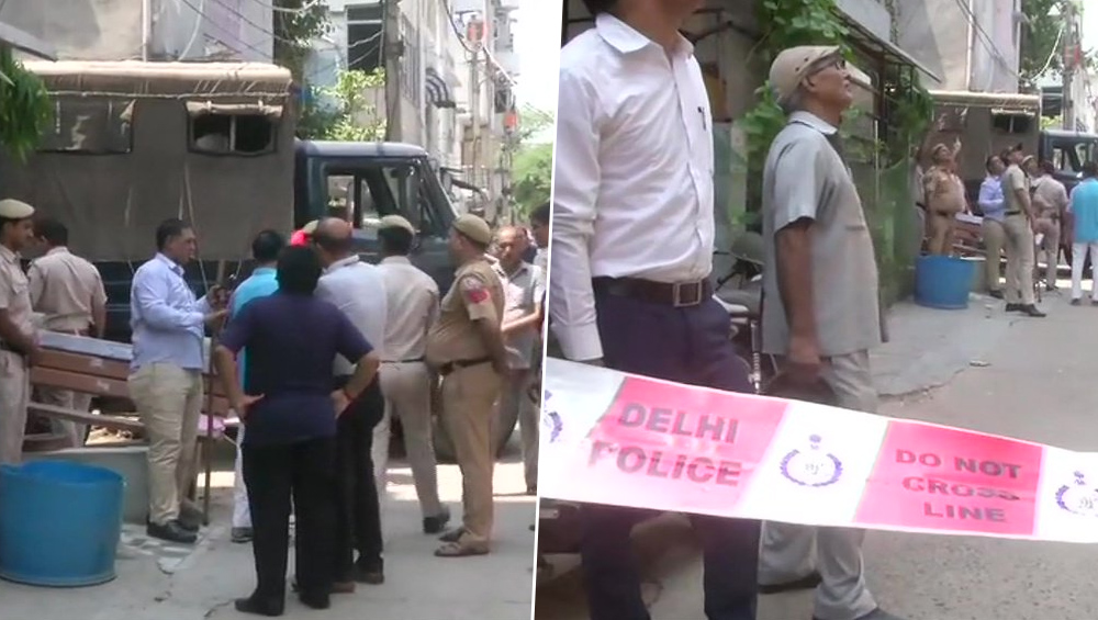दिल्ली में 24 घंटो के भीतर दूसरा ट्रिपल मर्डर: वसंत विहार में बुजुर्ग दंपति और नौकरानी की हत्या