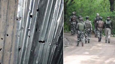 जम्मू कश्मीर: सुरक्षाबलों और आतंकियों के बीच शोपियां में एनकाउंटर, एक आतंकी ढेर