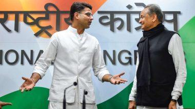 हार के बाद कांग्रेस में घमासान जारी: अशोक गहलोत ने सचिन पायलट पर फोड़ा बेटे की हार का ठीकरा, कहा- जोधपुर से वैभव की हार का जिम्मा लें