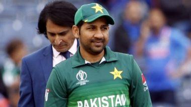 ICC Cricket World Cup 2019: ऐसा मत कहिए भारत जानबूझकर इंग्लैंड से हारा- पाकिस्तानी कप्तान सरफराज अहमद
